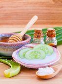 foto of ingredient  - Natural Spa Ingredients  - JPG