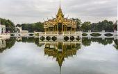 image of royal palace  - The Bang Pa-In