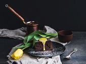 image of truffle  - Perfect morning set for woman - JPG