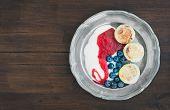 pic of curd  - Breakfast set - JPG