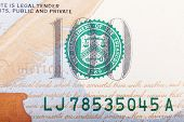 image of one hundred dollar bill  - Banknote - JPG