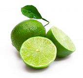 stock photo of lime  - limes - JPG