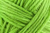Wool rope background