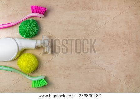House Cleaning Products And Supplies