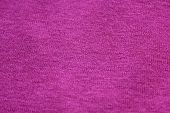 Purple Fabric Canvas Texture Background, Vivid Velvet Pink Color Backdrop. Textured Seamless Purple  poster