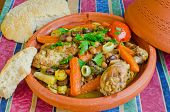 picture of tagine  - Moroccan  - JPG