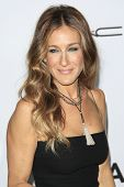 LOS ANGELES - OCT 11: Sarah Jessica Parker at amfAR's Inspiration Gala at Milk Studios on October 11