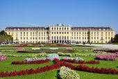foto of schoenbrunn  - Schoenbrunn Palace in Vienna - JPG