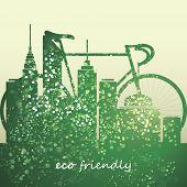 Постер, плакат: Эко дизайн