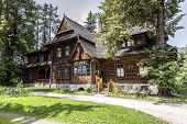 Zakopane Style Museum In The Historic Villa Koliba