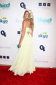 Allie Gonino at the 4th Annual Thirst Gala, Beverly Hilton Hotel, Beverly Hills, CA 06-25-13
