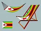 Zimbabwe Hammock And Deck Chair