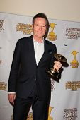Bryan Cranston at the 39th Annual Saturn Awards Press Room, The Castaway, Burbank, CA 06-26-13