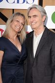 David Steinberg at the CBS, Showtime, CW 2013 TCA Summer Stars Party, Beverly Hilton Hotel, Beverly