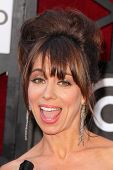 Natasha Leggero at the Comedy Central Roast Of James Franco, Culver Studios, Culver City, CA 08-25-1