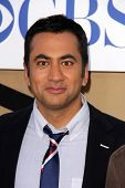 Kal Penn at the CBS, Showtime, CW 2013 TCA Summer Stars Party, Beverly Hilton Hotel, Beverly Hills,