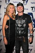 Jared Blake and girlfriend Jennifer at
