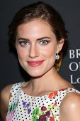 Allison Williams at the BAFTA Los Angeles TV Tea 2013, SLS Hotel, Beverly Hills, CA 09-21-13
