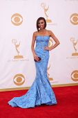 Giuliana Rancic at the 65th Annual Primetime Emmy Awards Arrivals, Nokia Theater, Los Angeles, CA 09
