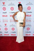 Christina Milian at the 2013 NCLR ALMA Awards Arrivals, Pasadena Civic Auditorium, Pasadena, CA 09-2