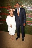 Norm Nixon and Debbie Allen at the Wallis Annenberg Center For The Performing Arts Inaugural Gala, W