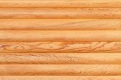 picture of log cabin  - Natural background from log wall - JPG