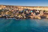 picture of maltese  - Popeye village at Malta - JPG