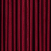 pic of lace-curtain  - Curtain red lace generated texture or background - JPG