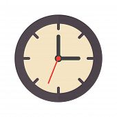 stock photo of countdown timer  - Clock - JPG