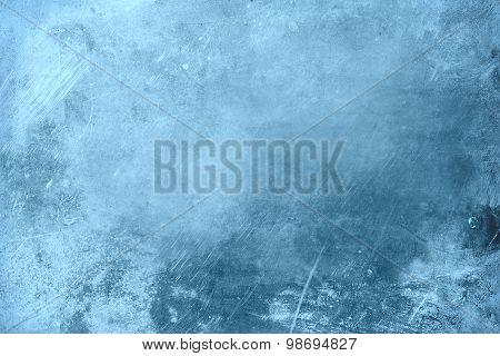 texture blue ice