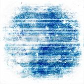rusty blue striped grunge background