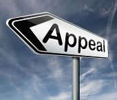 stock photo of deceased  - appeal appellate court reverse or affirm outcome from lawsuit - JPG