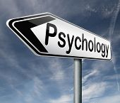 psychology psycho therapy for mental health against depression trauma,phobia schizophrenia road sign