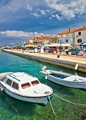 foto of na  - Adriatic town of Biograd na moru colorful waterfront and harbor - JPG