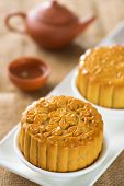 picture of mid autumn  - Chinese mid autumn festival foods - JPG