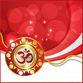 beautiful hindu festival rakhi background