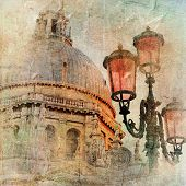 Venetian pictures - artwork in painting style