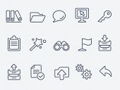 stock photo of cogwheel  - computer icons - JPG