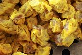 pic of siomai  - Chinese steamed pork dumplings  - JPG