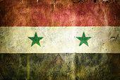 stock photo of civil war flags  - Flag of Syria - JPG