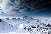 stock photo of luge  - Alps - JPG