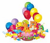 picture of cake-ball  - Children - JPG