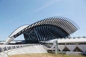 stock photo of calatrava  - Lyon - JPG