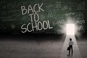 foto of board-walk  - Back to school - JPG