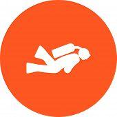 Постер, плакат: Scuba Diver