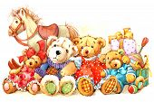 stock photo of teddy  - Teddy bear - JPG