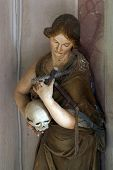 picture of church mary magdalene  - Sain Mary Magdalene - JPG