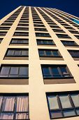 High Rise Condominiums, Residential Building, Apartment Building Exterior,  Building Face, High Rise poster