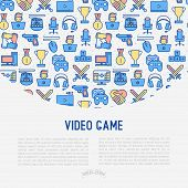video game poster