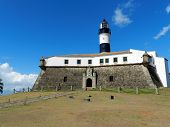 foto of tourist-spot  - Photo of the lighthouse barra - JPG